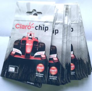 Vendo Chipes De Dados Da Claro!!!