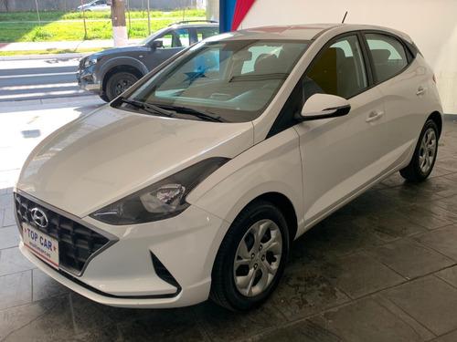 Hyundai Hb20 Vision Carro Sem Entrada Para Aplicativo Zero