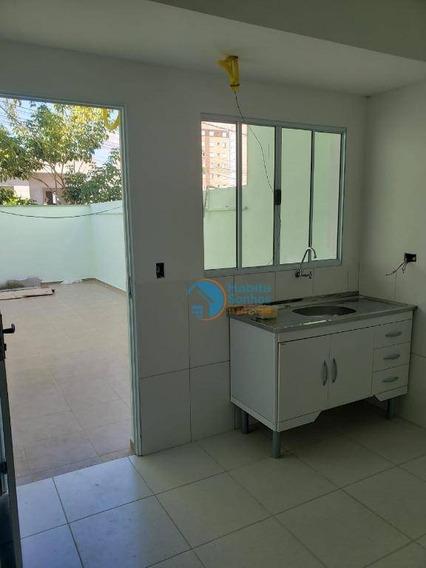 Casa Para Alugar, 70 M² Por R$ 1.300/mês - Portais (polvilho) - Cajamar/sp - Ca0128