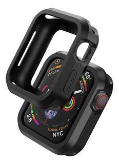 Capa Case Bumper Protetora Apple Watch 4 44 Ugreen C/2 Preta