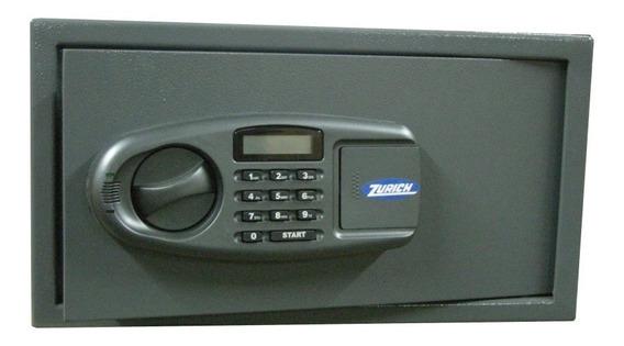 Caja Fuerte Visor Digital Seguridad Notebook Grande Zurich