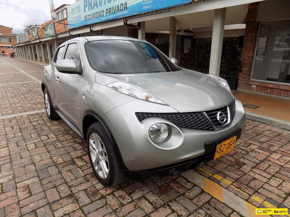 Nissan Juke 1.6cc Mt Aa