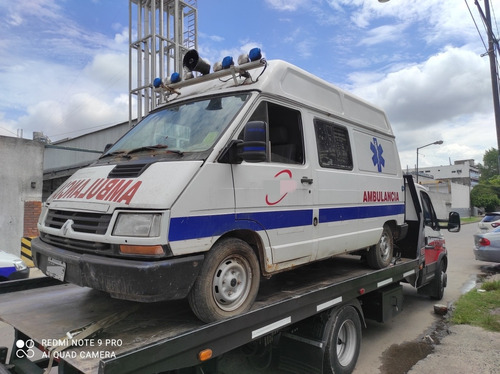 Renault Trafic Larga Diesel  Ex Ambulancia Equipa