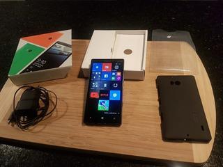 Lumia 930 32gb 4g Perfeito Wp10(funcionando Audio Whats)