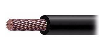 50 Mts. Cable De Cobre Recubierto Thw-ls Calibre 2/0 Awg