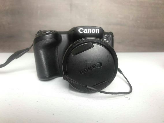 Frete Grátis Câmera Canon Sx400is + Itens