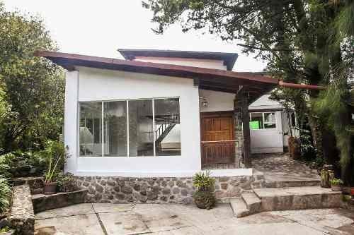 Casa En Renta Las Palmas, El Molino, Cuajimalpa