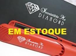Em Estoque - Chapinha Diamond , Original Irresistible Me