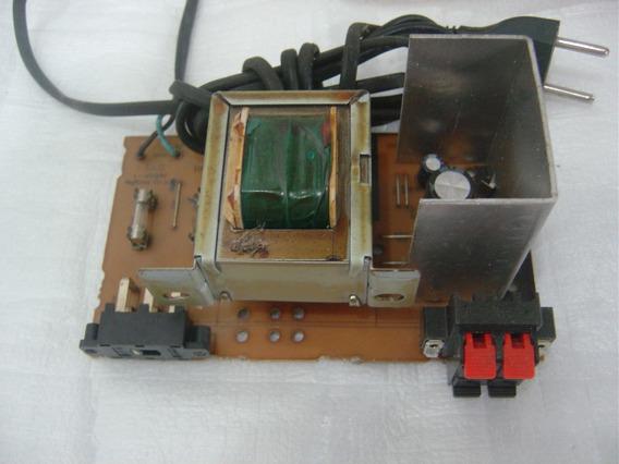 Placa Fonte Amplificadora As200 Gradiente