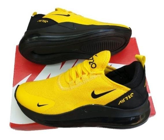 Tenis Zapatillas Nike Hombre Hermoso Calzado 100% Garantizdo
