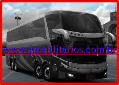 Marcopolo Paradiso Ld 1600 G7 Ano 2015 Volvo B450r Jm Cod.60