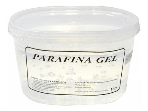 Parafina Em Gel Para Confecção De Velas  E Terrarios 1 Kg