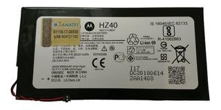 Bateria Motorola Moto Z2 Play Xt1710 Hz40 100% Original Nova
