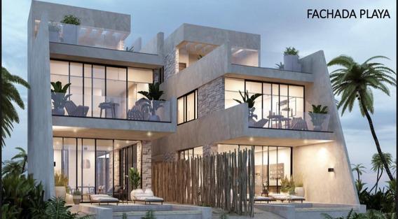 Casa Frente Al Mar 4 O 5 Habitaciones - San Benito