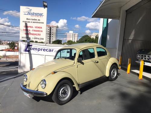 Imagem 1 de 10 de Volkswagen Fusca 1300 L 1980