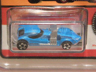 Hot Wheels Miniatura Twin Mill 1969 Worlds Smallest