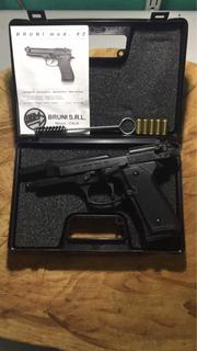 Pistola 9mm Fogueo