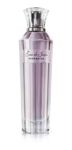 Perfume Eau De Seda Diamantes De Unique Nuevo Original