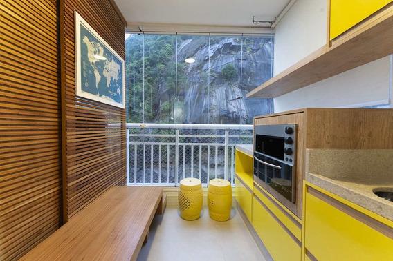 Apartamento Com 2 Dorms, Marapé, Santos - R$ 595 Mil, Cod: 14481 - V14481