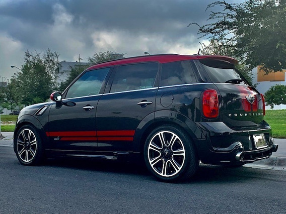 Countryman Jcw 240+ Hp Customizado / Audi Tt Estándar 200+hp