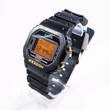 Relógio Masculino Digital Barato Aqua Prova D