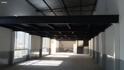 Galpão Para Locação Em São Bernardo Do Campo, Demarchi, 4 Banheiros, 27 Vagas - 20008/273_1-1376654