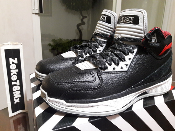 Li Ning Way Of Wade 2 Warrior 7 27 9 Jordan Lebron Zeke78mx