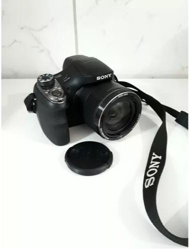 Câmera Sony Dsc-h400 20.1 M Zoom Óptico 63x