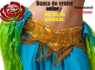 Aulas Online De Dança Do Ventre