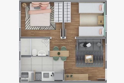 Imagem 1 de 10 de Apartamentos - Ref: V4023