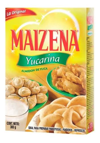 Yucarina Almidón De Yuca Maizena X 300g - g a $58
