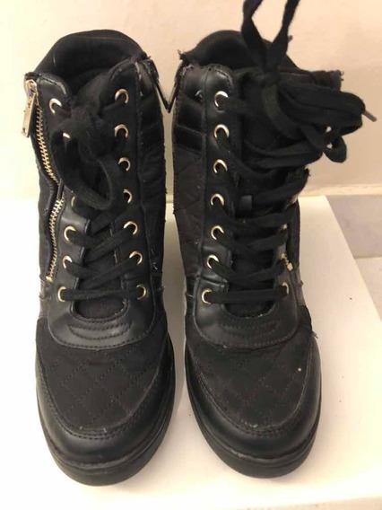 Zapatos Con Taco Escondido Aldo. Importados