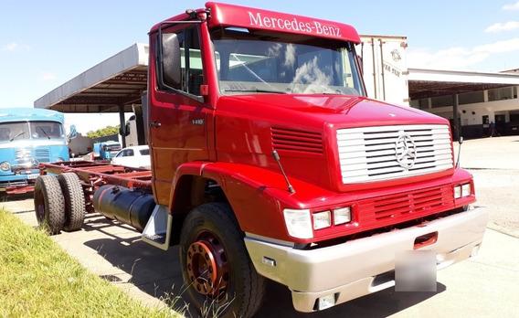 Mercedes-benz 1418 Toco Ano 90
