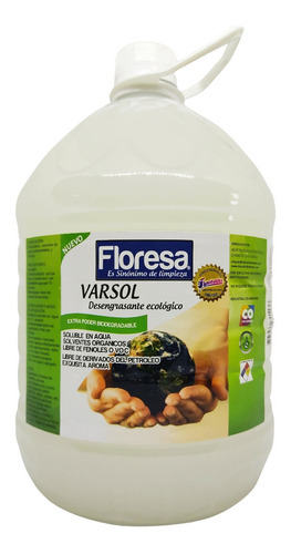 Varsol Ecológico Biodegradable 3800cc