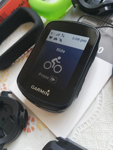 Gps Garmin Edge 130 10/10 Con Accesorios Originales Perfecto