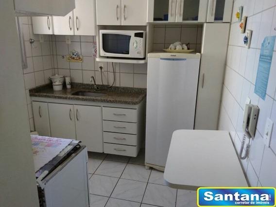 04489 - Apartamento 2 Dorms. (1 Suíte), Bandeirantes - Caldas Novas/go - 4489