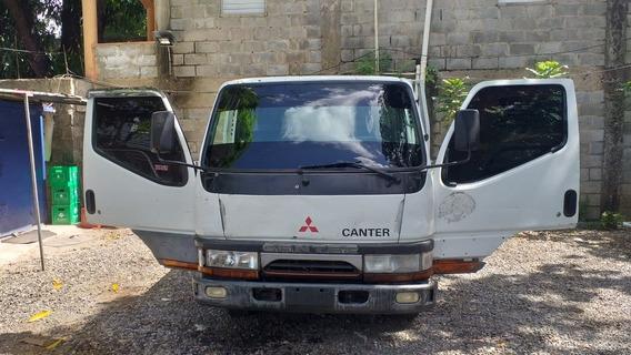 Mitsubishi Canter Cama Corta