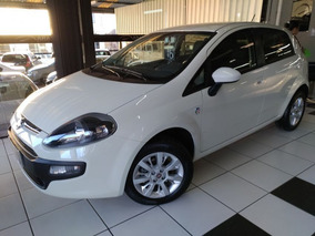 Fiat Punto Attractive Itália 1.4 2016 Branco Flex