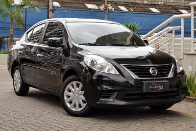 Nissan Versa Sv 1.6 - Completo - Impecável - 2013
