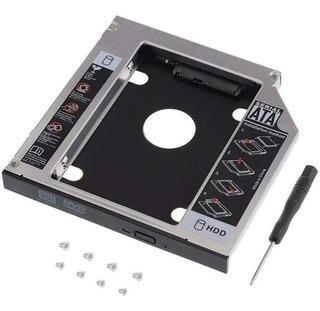 Caddy Bahia Segundo Hdd O Ssd Sata Notebook Laptop 9.5mm ®