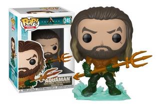 Funko Pop! Aquaman #245 Nuevo Original En Stock