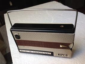 Rádio Sony Hi-fi Nipco Am Made In Japan