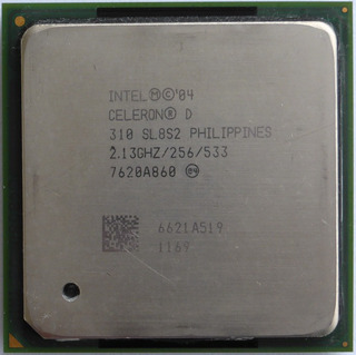 Intel® Celeron® D Processor 310 Socket 478