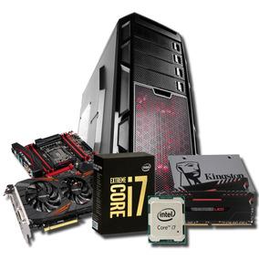 Pc Gamer Extreme I7 6950x 32gb Gtx 1080 Ssd * À Vista 13.000