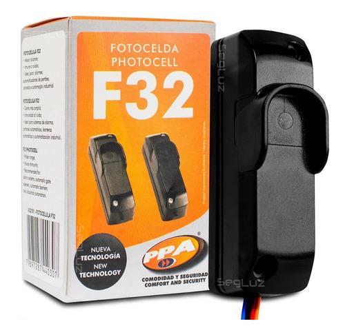 Sensor Fotocélula Anti Esmagamento Ppa F30 Motor De Portão
