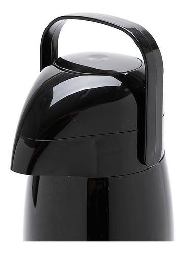 Termo A Bomba Termolar Magic Pump 1.8l Negro