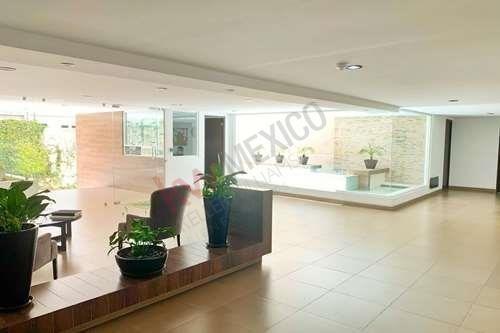 Renta Departamento En Interlomas A Un Costado De La Universidad Anahuac Del Norte Seguridad 24 Horas $28,000