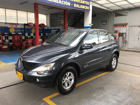 Ssangyong Actyon Sport 2.0 Mt 2ab Abs