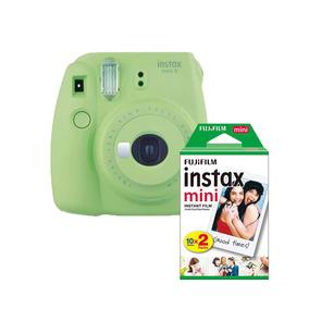 Camera Fotografica Fujifilme Instax Mini 9 +20 Filmes