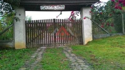 Chácara Residencial À Venda, Pouso Alegre, Santa Isabel. - Ch0010